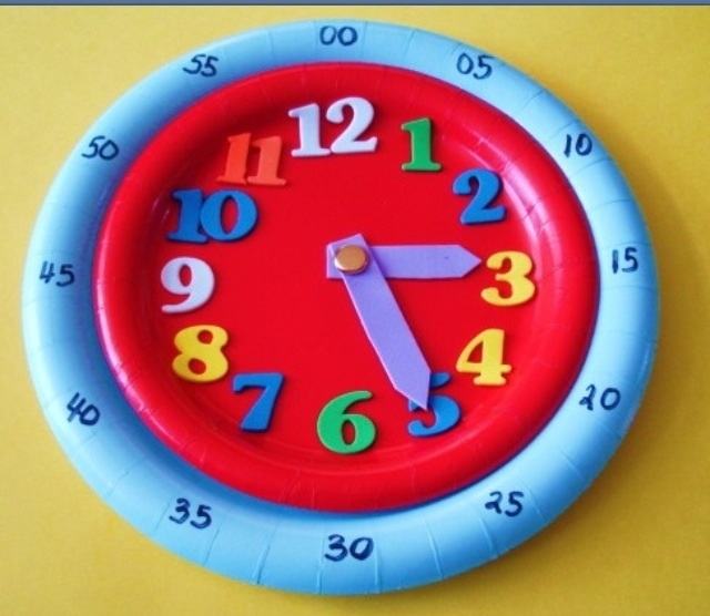 Teaching Your Kids About Time Alarm Clocks And Clock Crafts Moms